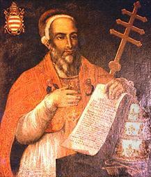 Le pape Clément V