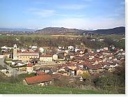 un coin à Viriville (Isère) dans Isère 50-3