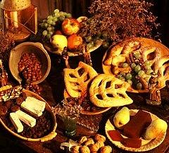 Desserts du repas maigre provençal