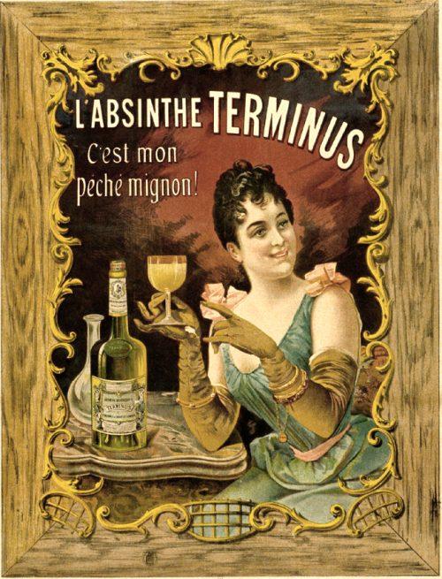 Absinthe Terminus, à Pontarlier