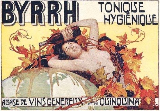 La renaissance de l'apéritif Byrrh