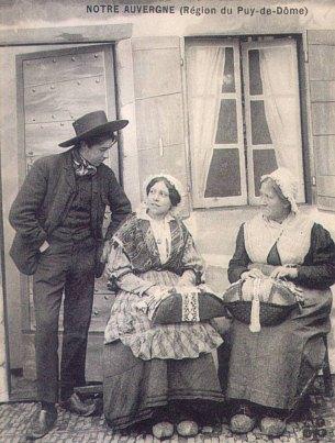 Costumes du Puy-de-Dôme