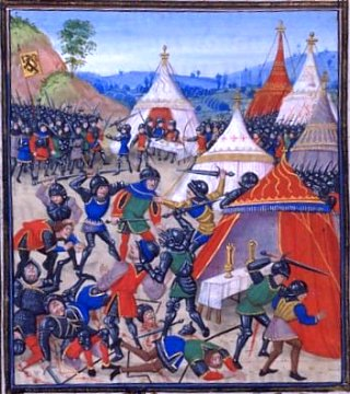 Bataille de Cassel