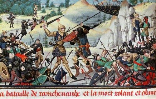 Bataille de Roncevaux