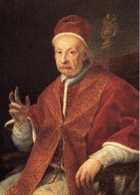 Benoît XIII, pape de 1724 à 1730