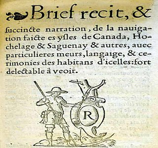 Brief récit, de Jacques Cartier
