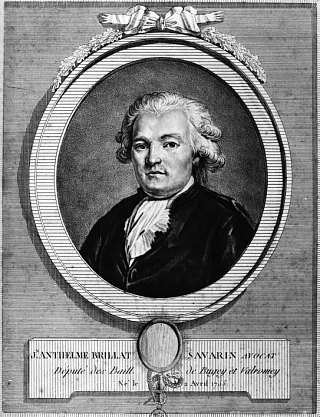 Jean-Anthelme Brillat-Savarin