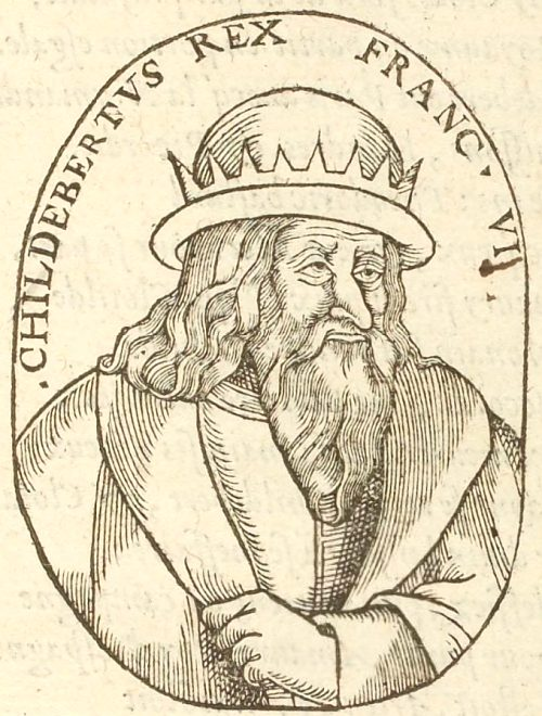 Childebert (497-558)