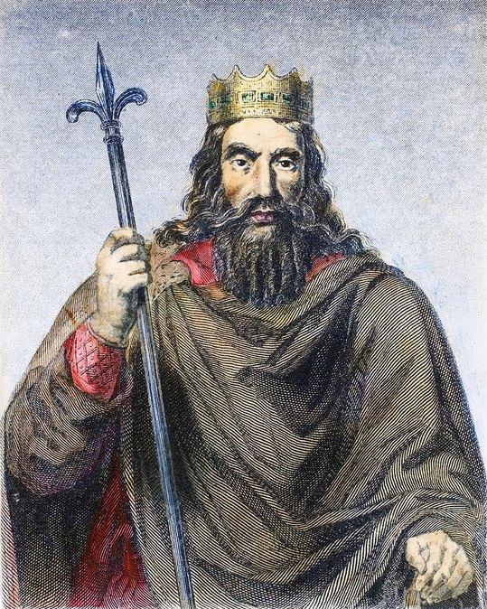 Roi clovis ier francs m rovingien naissance mort couronnement r gne m rovingiens - Le roi du matelas cambrai ...