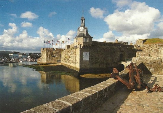Concarneau. La Ville Close