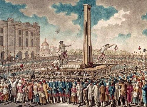 Quintessence Symbol 21 janvier 1793 : mort...
