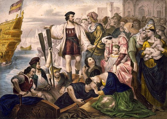 an analysis of life of christopher columbus in americas society The americas to 1620 american indians  christopher columbus discovers the new world  such prized goods passed from society to society.