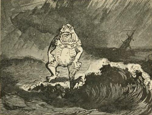 Le Roi des Auxcriniers (Extrait des Travailleurs de la Mer)