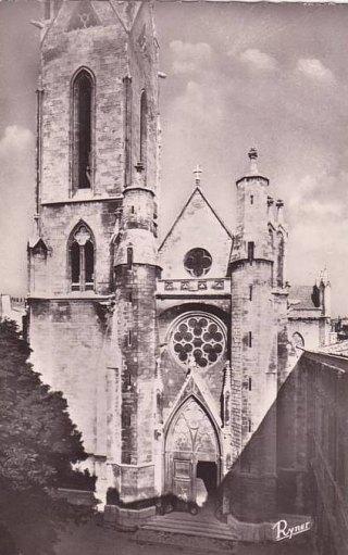 Eglise Saint-Jean, à Aix
