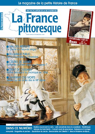 N° 14 de La France pittoresque (avril/mai/juin 2005)
