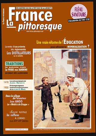 N° 8 de La France pittoresque (octobre/novembre/décembre 2003)