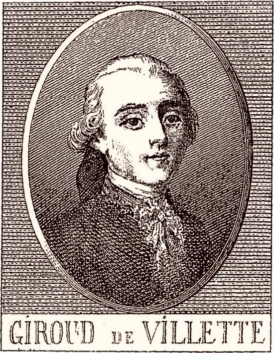 André Giroud de Villette