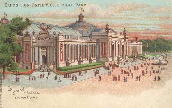 Le grand palais merveille de l 39 exposition universelle de 1900 histoire magazine et patrimoine - Expo le grand palais ...