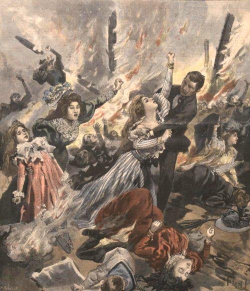 Incendie du Bazar de la Charité