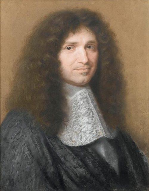 Jean-Baptiste Colbert par Robert Nanteuil (1676)