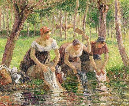 13 novembre 1903 mort du peintre camille pissarro for Camille pissarro oeuvre