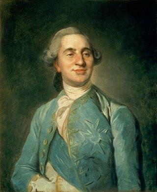 Louis XVI. Peinture de Joseph-Siffred Duplessis, peintre du roi et portraitiste de la cour de France
