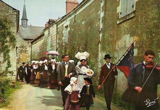 TABLEAU POÉTIQUE DES SACREMENTS EN GÉNÉRAL.  Vicomte Walsh – 1852 Mariage-Anjou