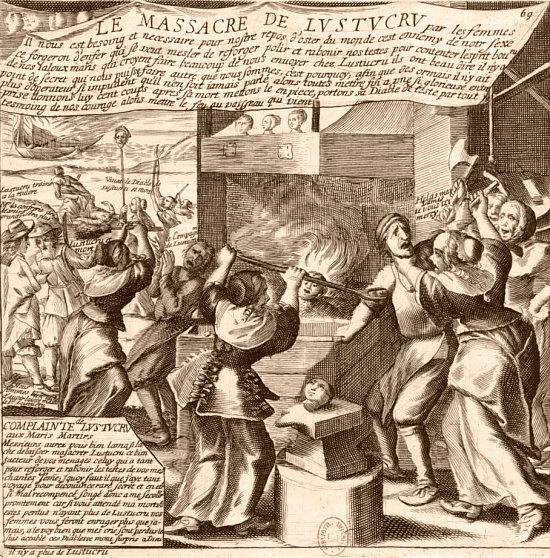 Le Massacre de Lustucru