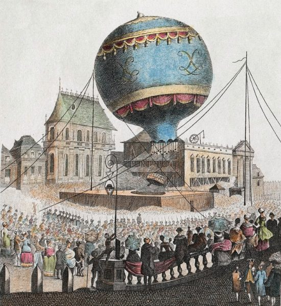 montgolfiere louis xvi