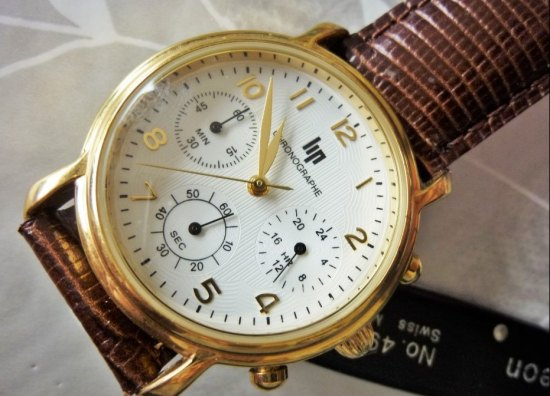 Montre chronographe Lip