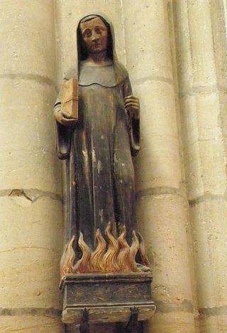 Odilon de Mercoeur, cinquième abbé de Cluny