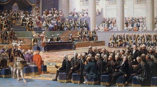 Ouverture des Etats généraux le 5 mai 1789
