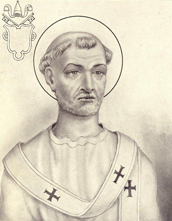 Rome Chrétienne et ses monuments - EUGENE DE LA GOURNERIE - 1867 Pape-Marcel-Ier