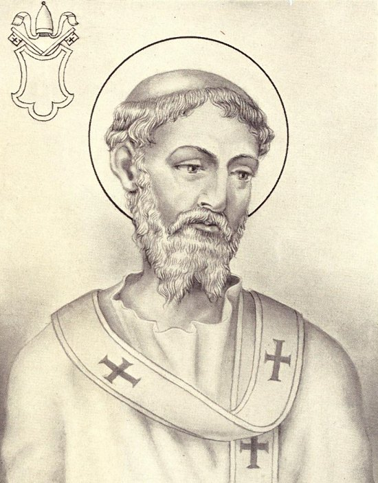 Pape Marcellin (296 - 304)