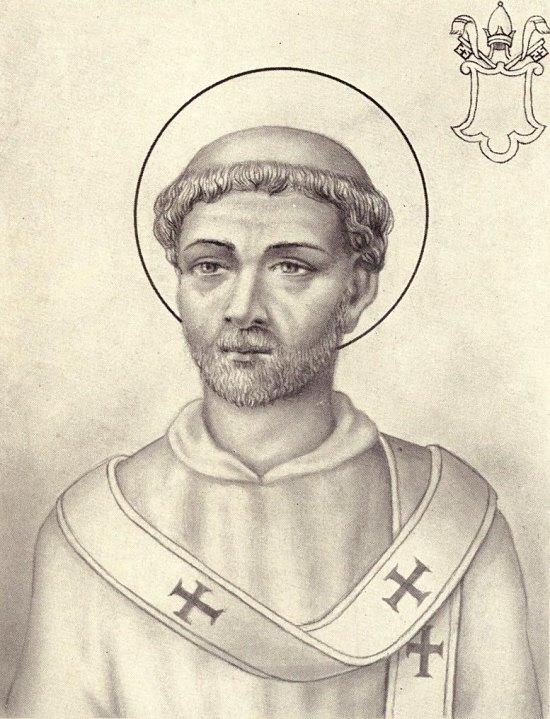 Pape Melchiade (311 - 314)