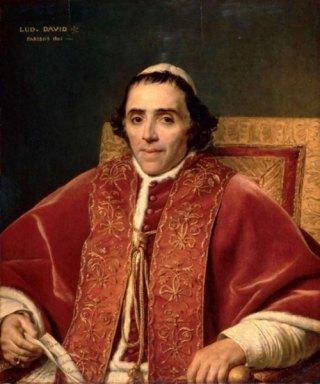 Un nouveau président… et maintenant ?  - Page 2 Pape-Pie-VII
