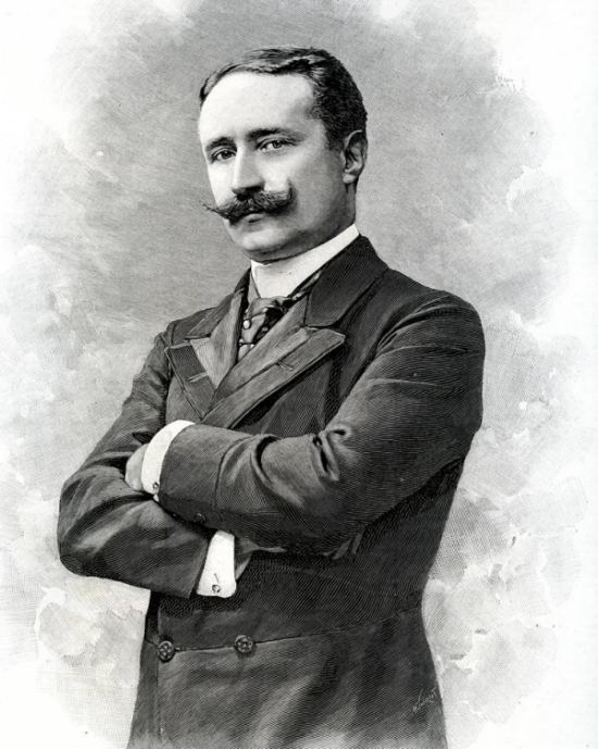Paul Deschanel en 1898
