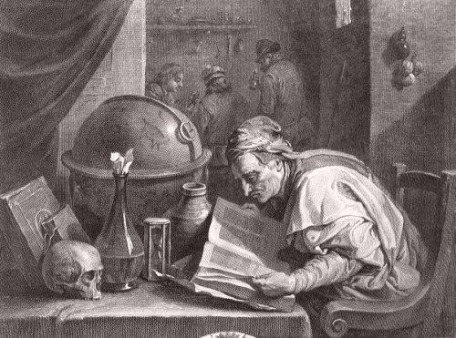 Le docteur alchimiste