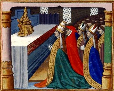 Prière du clergé