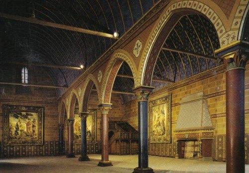 Salle où se tinrent les Etats Généraux de Blois (Château de Blois)