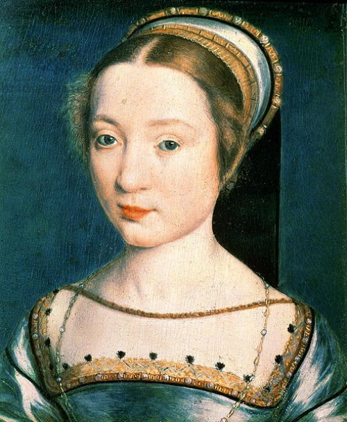 Claude de France, fille aînée de Louis XII