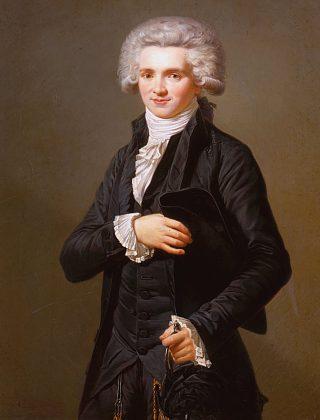 Robespierre par Madame Labille-Guyard