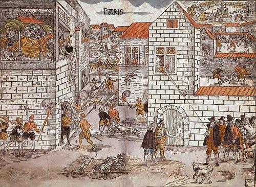 24 Ao U00fbt 1572   Massacre De La Saint