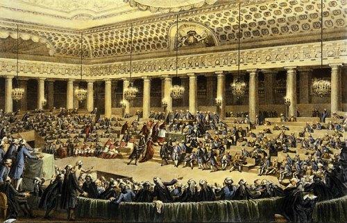 Séance du 4 août 1789 de l'Assemblée Constituante