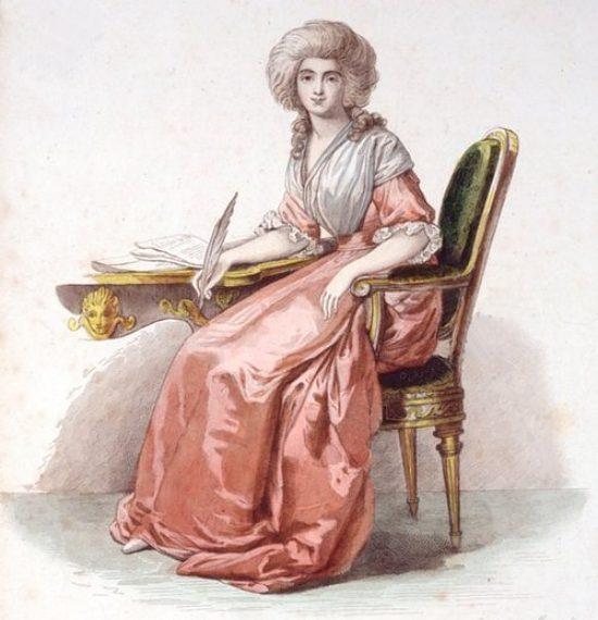 25 ao t 1807 mort de la femme de lettres sophie cottin histoire magazine et patrimoine. Black Bedroom Furniture Sets. Home Design Ideas