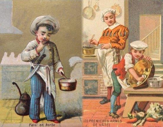 Coutumes et traditions cuisiniers fran ais art culinaire for Art de la cuisine
