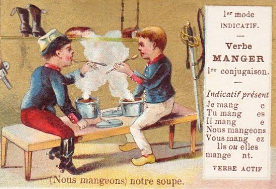 Sauver La Conjugaison Francaise