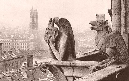 Caricature en France : ses débuts au Moyen Âge