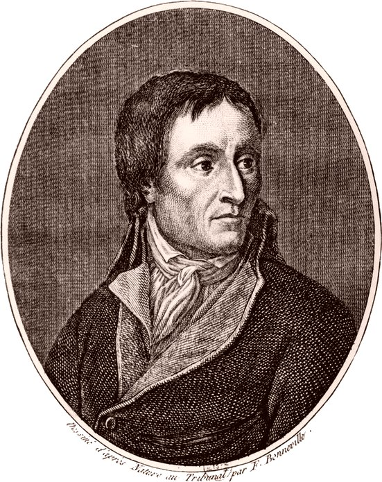 16 novembre 1793: A Nantes, l'infâme Carrier fait noyer 90 prêtres réfractaires dans la Loire Jean-baptiste-carrier