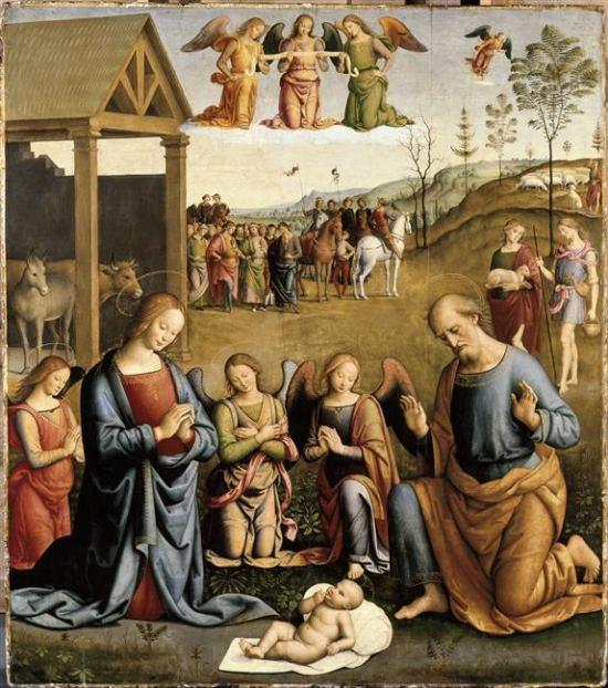 """Résultat de recherche d'images pour """"nativité 16ème siècle"""""""